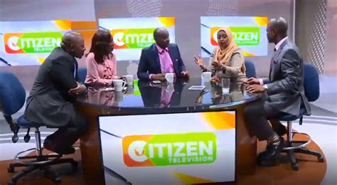 The citizen brings you breaking news, current affairs, celebrity and entertainment news, as well as sport news throughout the day. Citizen TV unveils News Gang, a new star-studded current ...