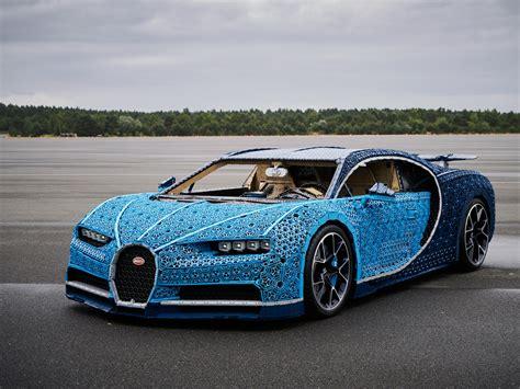 Compilation lego technic cars cada lamborghini + 42083 bugatti chiron + 42115 lamborghini sián. The Lego Bugatti Chiron Goes 18 MPH (and Is Made of Lego)   WIRED