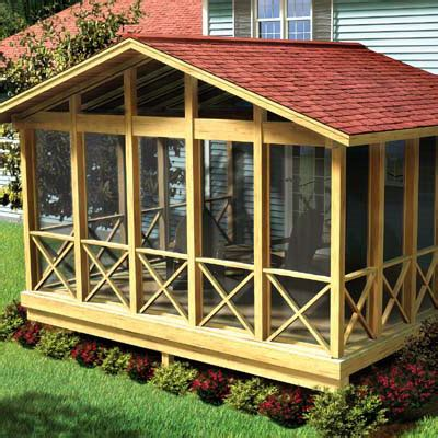 Diy Screened In Porch Kit by Building A Porch Enclosure Your Deck To Create A