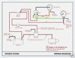 Wiring Diagram Engine Stand