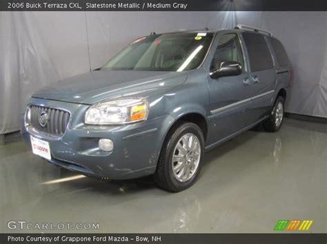 Buick Terraza Cxl by Slatestone Metallic 2006 Buick Terraza Cxl Medium Gray