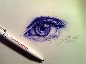 How to draw ballpoint pen