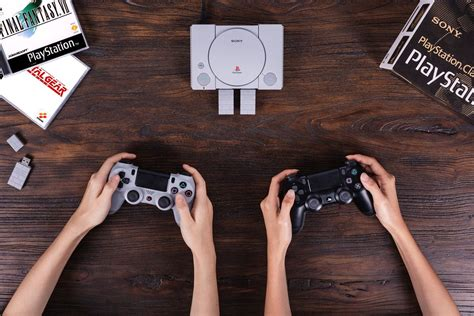 playstation classic  wireless controller support