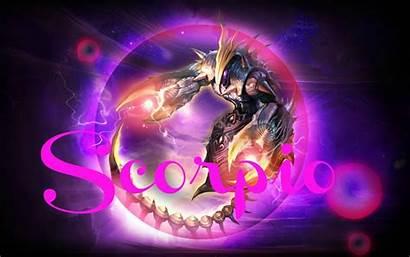 Scorpio Wallpapers Zodiac Luna Widescreen 2560a 1600