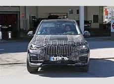 Spyshots 2019 BMW X5 Reveals Its Interior autoevolution