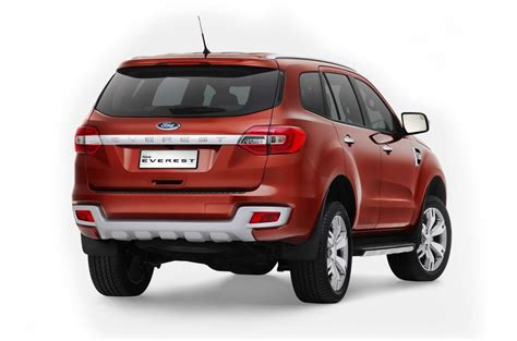 Ford Suv 2015 by 2015 Ford Everest Revealed To Be Best 7 Seat Suv On Sale