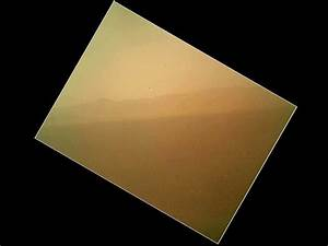 NASA - Curiosity's First Color Image of the Martian Landscape