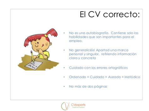Currrículum Vitae, Carta De Presentación, Entrevista De Trabajo Cvexp…