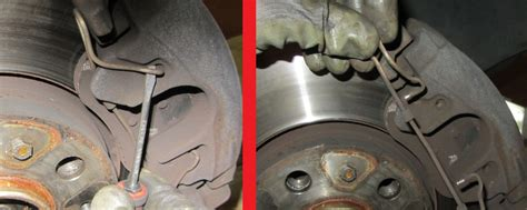 repair front brake caliper  volvo xc