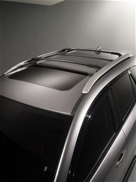 roof rack for mazda cx 5 genuine mazda cx 5 roof rack in silver with black cross bars