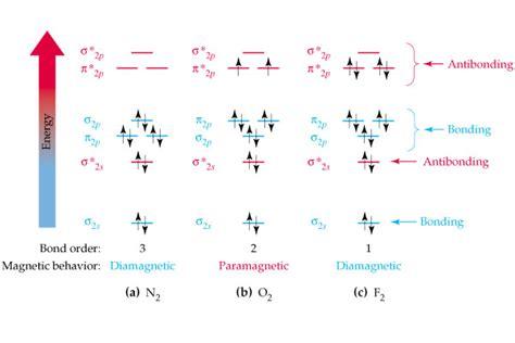 Paramagnetic Molecular Orbital Diagram by Interactive Student Tutorial