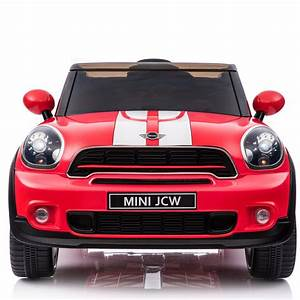 12v Mini Cooper Kids Battery Cars For Kids With Mp3 And