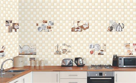 12x18 (300 X 450mm) Kitchen Wall Tiles Product Range 4009