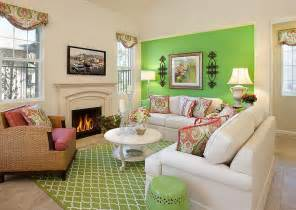 green livingroom 25 green living rooms and ideas to match