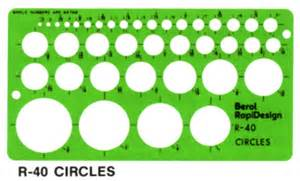 1 3 8 Inch Circle Template