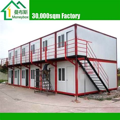 floor duplex prefabricated steel frame shipping