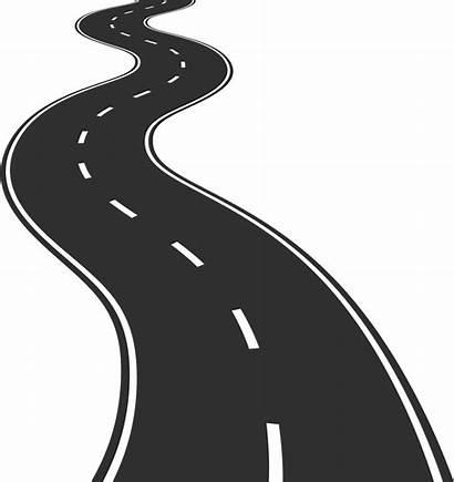 Road Clipart Transparent Way Highway Roads Pathway