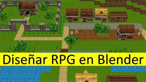 Find the best game juegos rpg en nuestro topsite y juegue gratis. Diseñar Juego RPG en Blender. by Multimix - YouTube