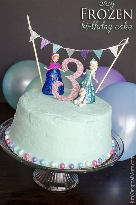 simple kids birthday cakes     home