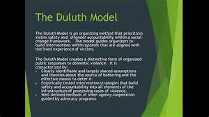 The Duluth Model  Ccr And Men U0026 39 S Nonviolence Program