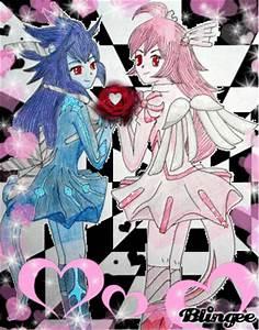 Dialga and Palkia (Love) Picture #127500347 | Blingee.com