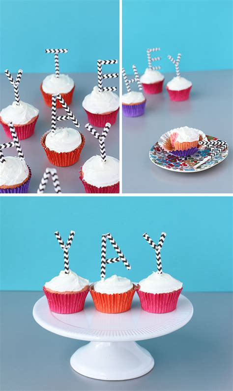 diy cupcake toppers   variety  special occasions