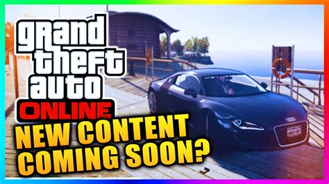 Will New Content Be Coming Soon!? Gta