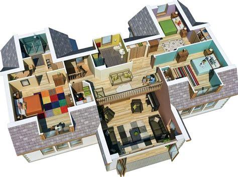 3d Home Design Software by Home Design 3d Cad Software House Q