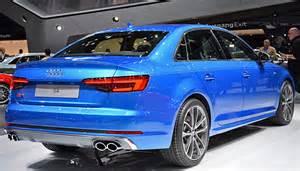 2017 Audi S4 Release Date