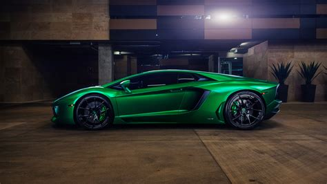 Lamborghini Aventador 4k Wallpaper