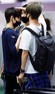 NCT hansol jaehyun doyoung   คู่รัก, แจฮยอน, แฟนหนุ่ม