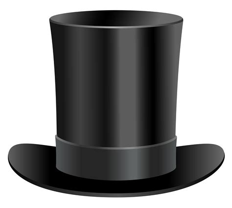 abraham lincoln with hat drawing lincoln top hat clipart