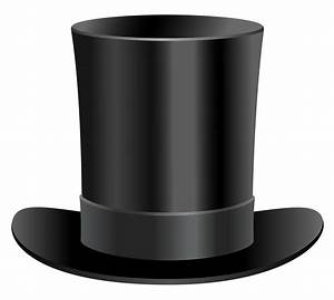 Lincoln Top Hat Clipart