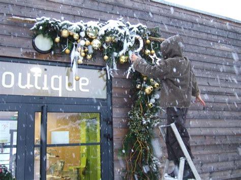 decoration de noel exterieur pour professionnel d 233 coration noel exterieur balcon exemples d am 233 nagements