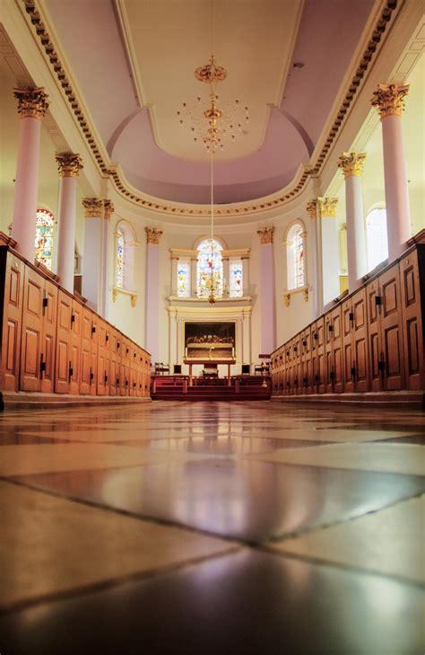 gainsborough  saints explore churches