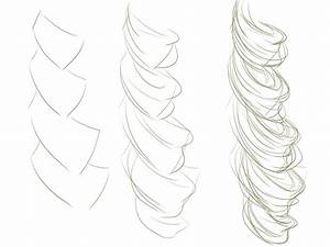 how to draw curly hair - Google Search | Hair Tutorial/Ref ...