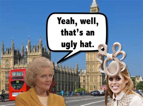 Princess Beatrice Hat Meme - golden girls meme rose yeah well that s an ugly hat princess beatrice golden girls memes