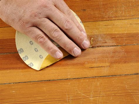 fix scratches  hardwood floors dummies