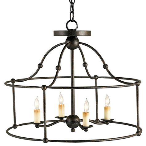 ceiling mount chandelier open frame industrial 4 light ceiling mount chandelier
