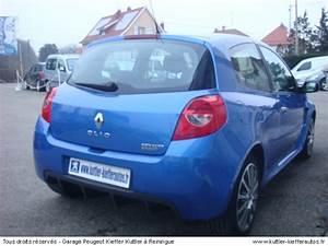 Clio 3 Le Bon Coin : le bon coin 87 voitures d occasion ~ Gottalentnigeria.com Avis de Voitures