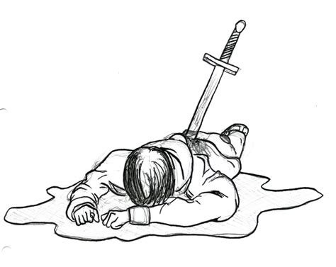 dead body drawing  getdrawingscom   personal