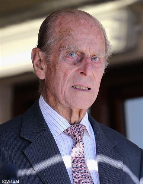 Le prince Philip, époux d'Elizabeth II, à nouveau ...