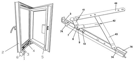 patent casement window multi angle locking window sash google patents