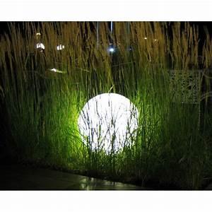 Boule Decorative Extérieure : boule lumineuse blanche ext rieure ~ Teatrodelosmanantiales.com Idées de Décoration