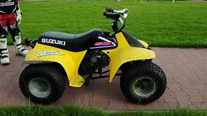 Quad Suzuki 50 : suzuki lt 50 quad runner 5 years old karol avi youtube ~ Medecine-chirurgie-esthetiques.com Avis de Voitures
