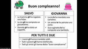 Indirect Object Pronouns In Italian