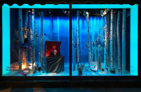 eight of the best christmas window displays creative review
