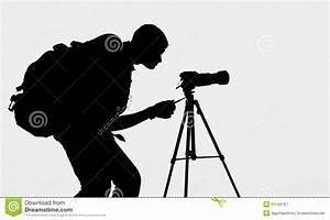 Image Gallery Dslr Silhouette