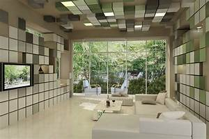 3D wall Décor for Your Living Room Home