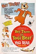 Hey There, It's Yogi Bear movie posters at movie poster ...